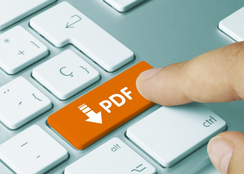 Five Tools to work with PDF Online
